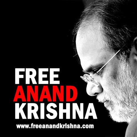 Free Anand Krishna